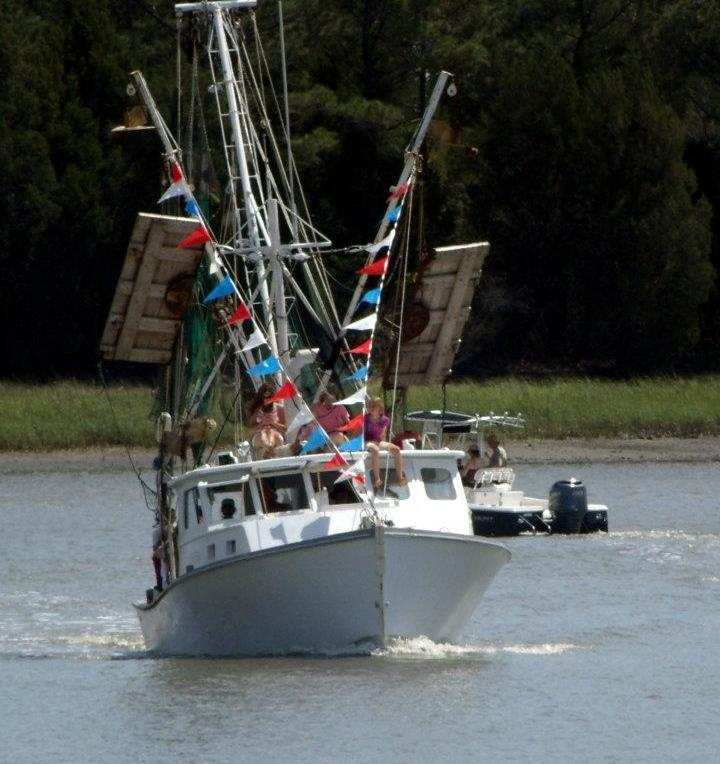 McLellanville boat